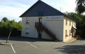 Hôtel le Bourgneuf 05 59 33 44 02